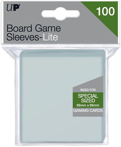 Sleeves Lite Board Games 69x69 (100 stuks)