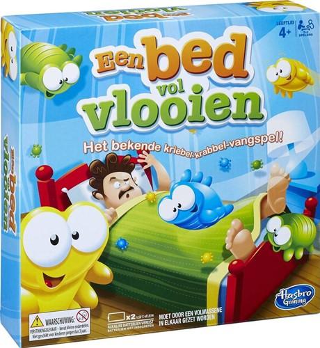 Een Bed Vol Vlooien
