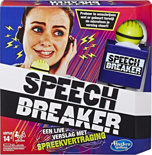 Speech Breaker - Partyspel