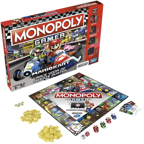 Monopoly Gamer - Mario Kart-3