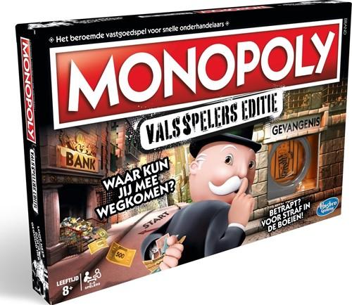 Monopoly - Valsspelers Editie