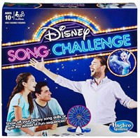 Disney Song Challenge (Engels)