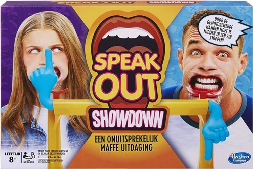 Speak Out - Showdown-1