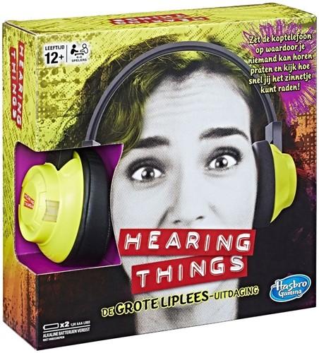 Hearing Things Alternate - Partyspel