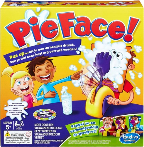 Pie Face - Kettingreactie