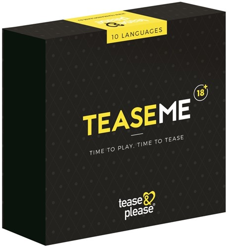 Tease Me - Time to Play, Time to Tease-1