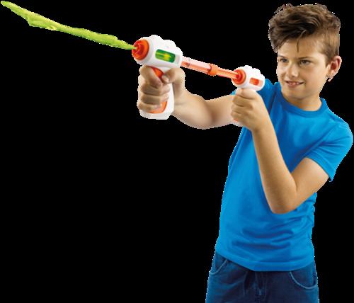 SES - Slime Battle Navulling Groen-3