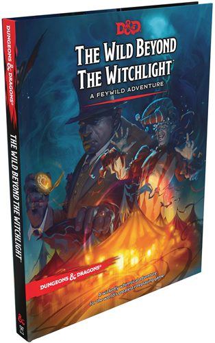 D&D 5.0 - The Wild Beyond the Witchlight