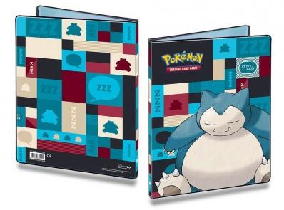 Pokemon Snorlax 9-Pocket Verzamelmap