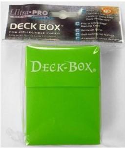 Deckbox Solid - Light Green