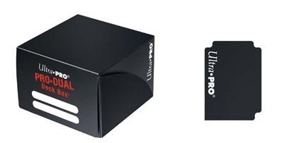 Deckbox Pro Dual Black