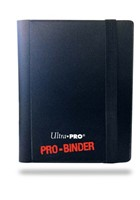 Pro-Binder 2-Pocket Black-1