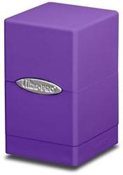 Deckbox Satin Tower Purple