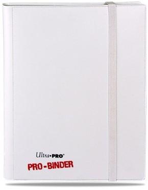 Pro-Binder - All White-1