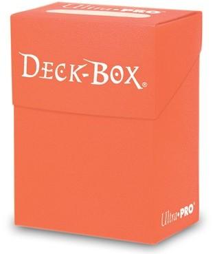 Deckbox Solid Peach