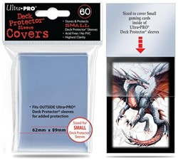 Sleeves Covers - Small (65x92 mm)