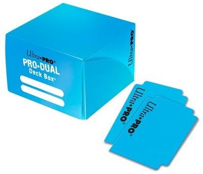 Deckbox Pro Dual Light Blue