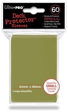 Sleeves - Small Goud Metallic (62x89 mm)