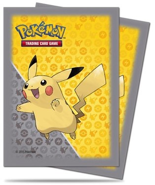 Pokemon Sleeves - Pikachu