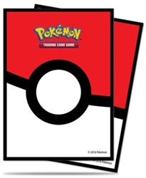 Pokemon Sleeves - Pokeball