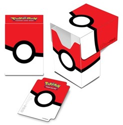 Pokemon Deckbox - Pokeball