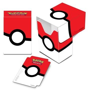 Pokemon Deckbox - Pokeball