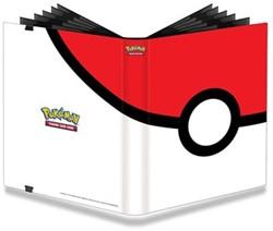 Pokemon Pro-Binder 9-pocket - Pokeball