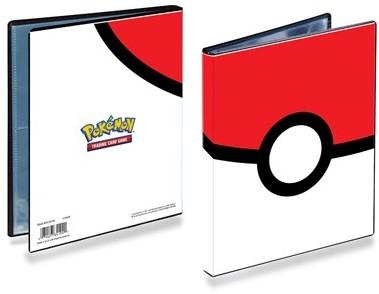 Pokemon Portfolio - Pokeball 4-pocket