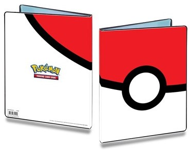 Pokemon Portfolio - Pokeball 9-pocket