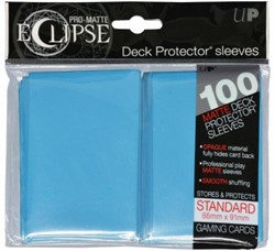 Sleeves Eclipse Sky Blue (66x91 mm)