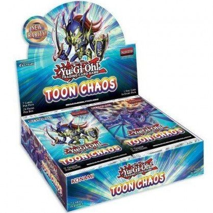 Yu-Gi-Oh! - Toon Chaos Boosterbox