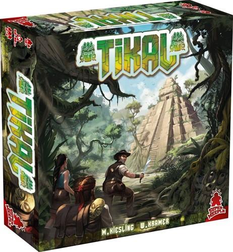 Tikal - Bordspel