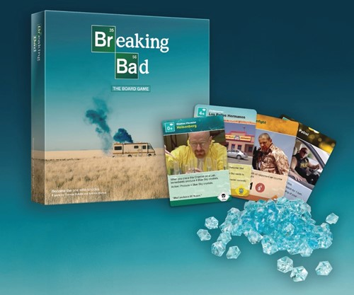 Breaking Bad - The Boardgame-2