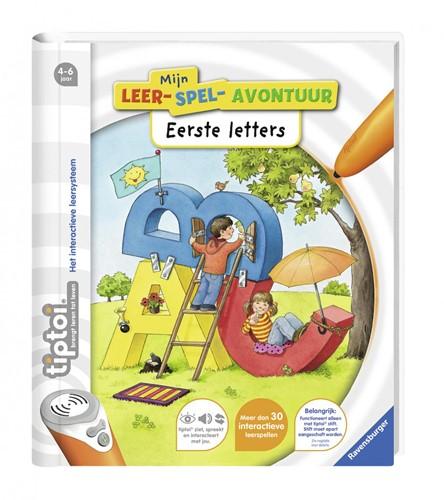 Tiptoi - Mijn leer-spel-avontuur - Eerste Letters-1