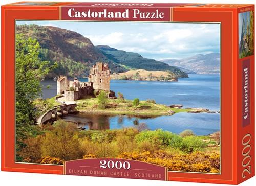 Eilean Donan Castle, Scotland Puzzel (2000 stukjes)