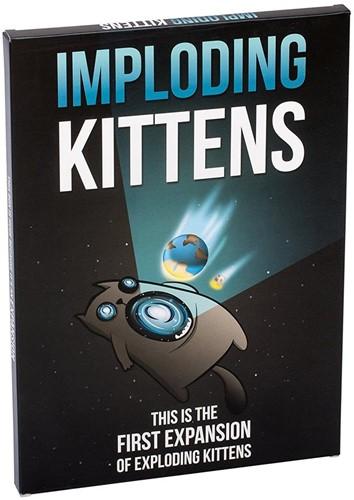 Imploding Kittens - Expansion