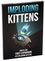 Imploding Kittens - Expansion (Open geweest)