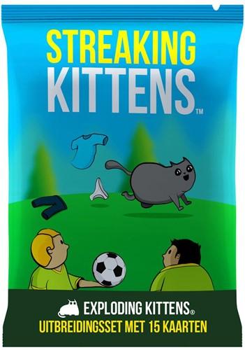 Streaking Kittens NL