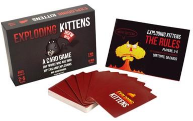 Exploding Kittens - NSFW Deck-2