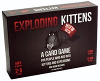Exploding Kittens - NSFW Deck-1