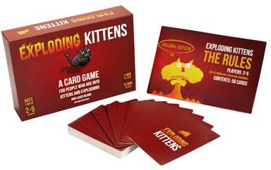 Exploding Kittens - Origineel