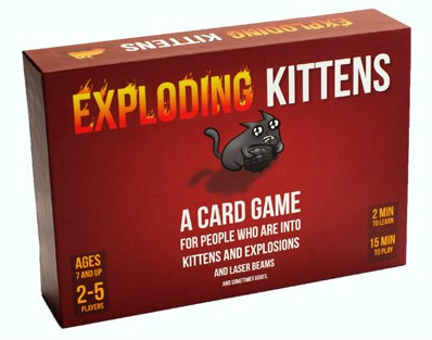 Exploding Kittens - Origineel-1