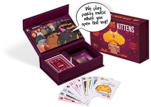 Exploding Kittens Party Pack-3