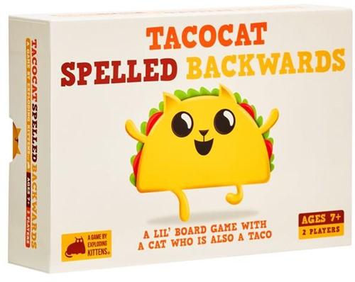Tacocat Spelled Backwards