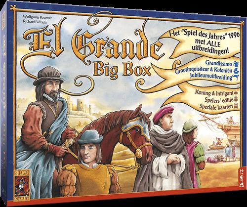 El Grande Big Box (Demo spel)