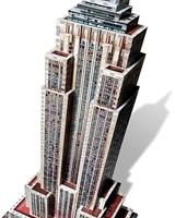 Wrebbit 3D Puzzel - Empire State Building (975 stukjes)-2