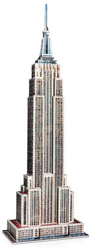 Wrebbit 3D Puzzel - Empire State Building (975 stukjes)-3