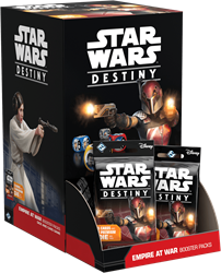 Star Wars Destiny - Empire At War Boosterbox