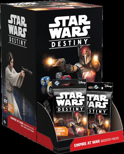 Star Wars Destiny - Empire At War Boosterbox
