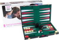 Backgammon Set Deluxe-2